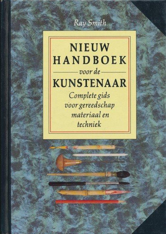 Nieuw handboek voor de kunstenaar - Ray Smith  