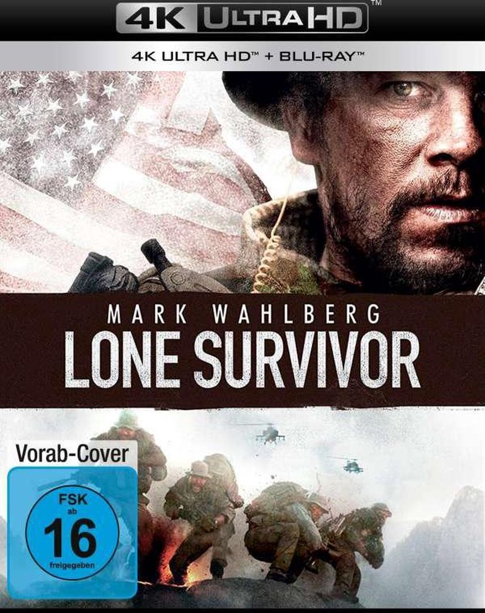 Lone Survivor (4K Ultra HD Blu-ray) (Import)-