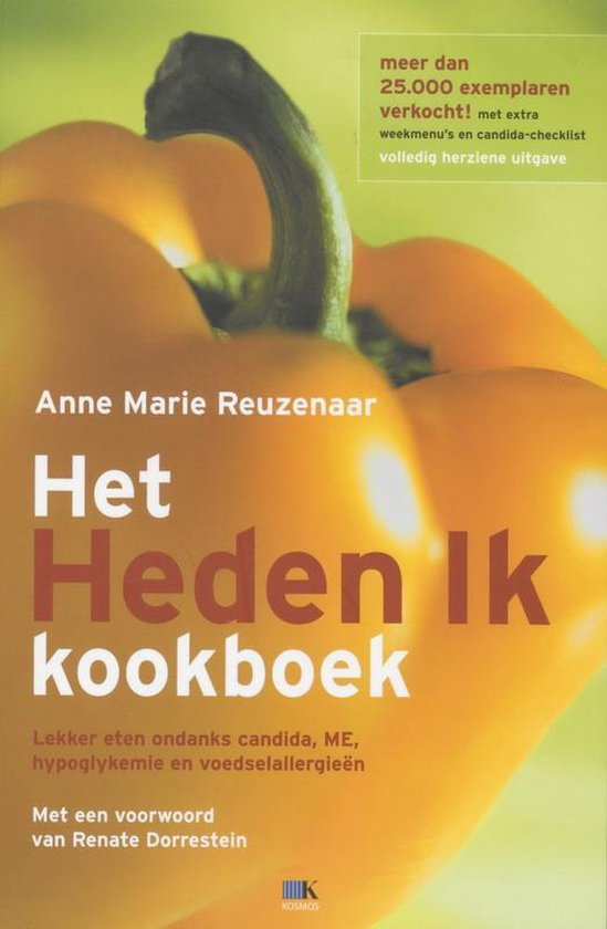 Het Heden Ik Kookboek - Anne Marie Reuzenaar  