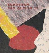 Boek cover 2 European art quilts van O.M.J. Prins-Lukowski