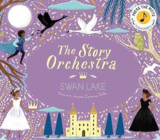 Boek cover The Story Orchestra: Swan Lake van Katy Flint (Hardcover)