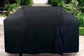 Barbecue Beschermhoes - 170 x 61 x 117 cm - Zwart - Inclusief trekkoord