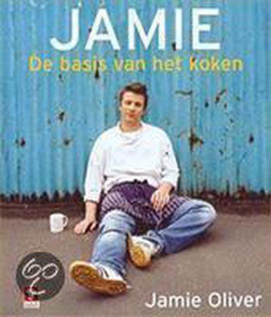 Cover van het boek 'Jamie, de basis van het koken'