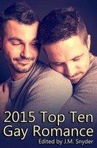 2015 Top Ten Gay Romance