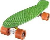 Penny Skateboard Ridge Retro Skateboard Green/Orange