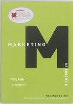 Marketing, de essentie + XTRA toegangscode