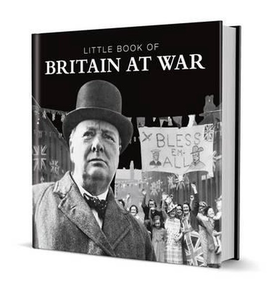 Omslag van Little Book of Britain at War