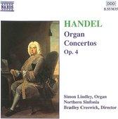 Handel:Organ Concertos,Op.4