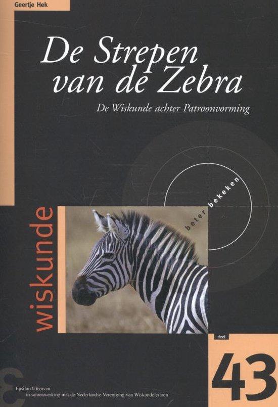 De strepen van de zebra - Geertje Hek pdf epub