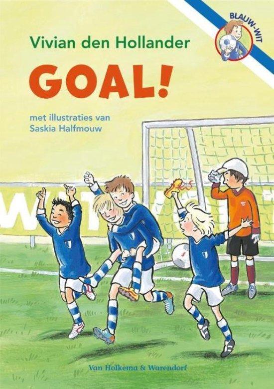 Goal! - Vivian den Hollander |