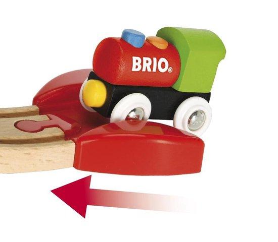 BRIO Luxe Treinset - 33727