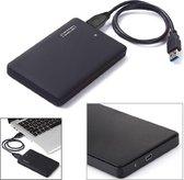 Plug and Play SSD / HDD 2.5 inch Behulzing USB 2.0