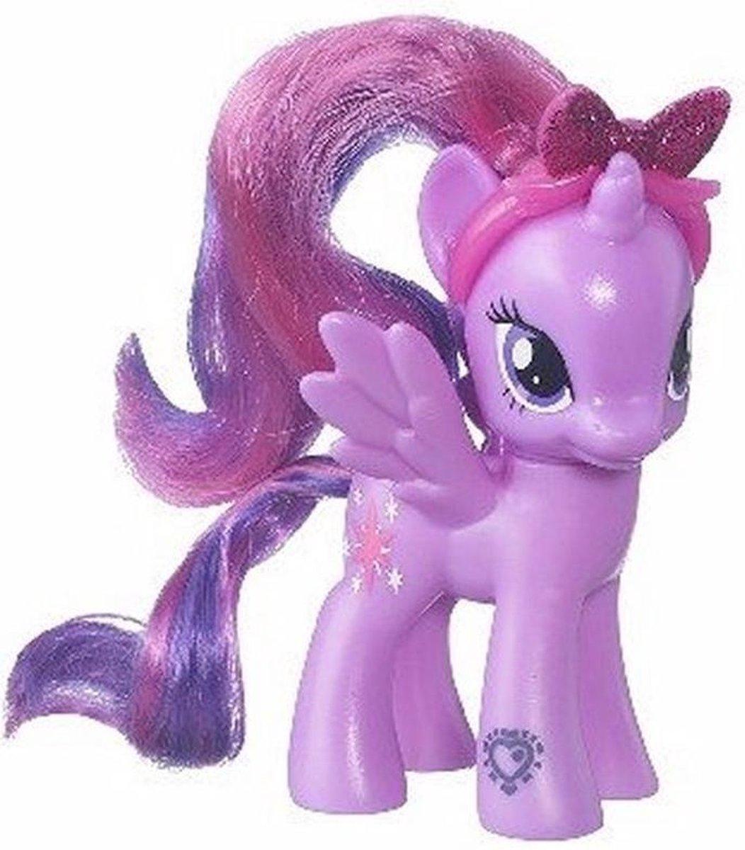 My Little Pony Twilight Sparkle speelfiguur 8 cm - My Little Pony