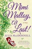 Omslag Mimi Malloy At Last