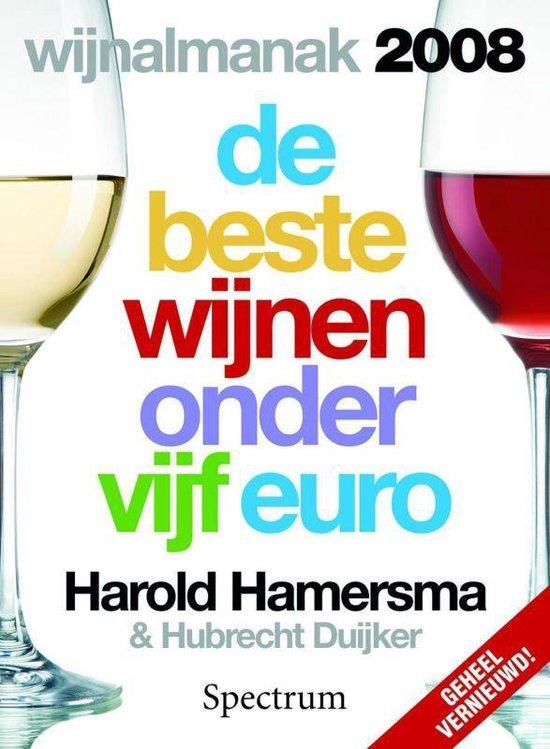 Wijnalmanak / 2008 - Harold Hamersma  