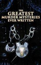 Omslag The Greatest Murder Mysteries Ever Written