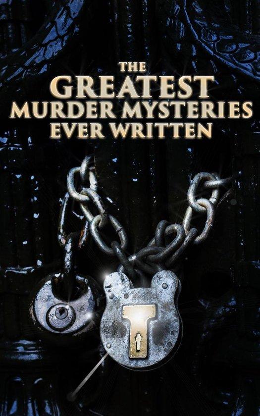 Omslag van The Greatest Murder Mysteries Ever Written
