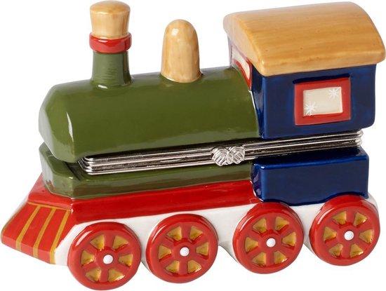 Villeroy & Boch Christmas Toys Treat locomotief