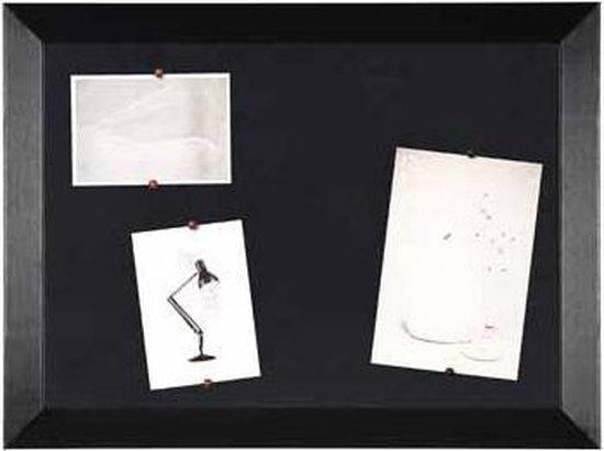 Afbeelding van Bisilque Notitiebord Kamashi met zwart kader
