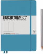 Leuchtturm1917 Notitieboek Nordic Blue - Medium - Puntjes