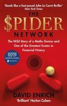 Boek cover The Spider Network van David Enrich