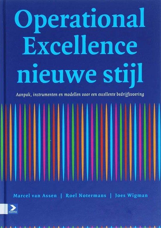 Operational Excellence nieuwe stijl - M. van Assen   Fthsonline.com