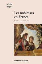 Les noblesses en France