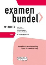 Boek cover Examenbundel vwo Natuurkunde 2018/2019 van O.G. Krant (Paperback)