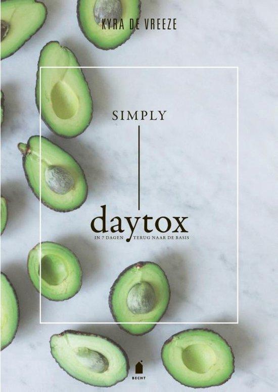 Simply daytox - Kyra de Vreeze pdf epub