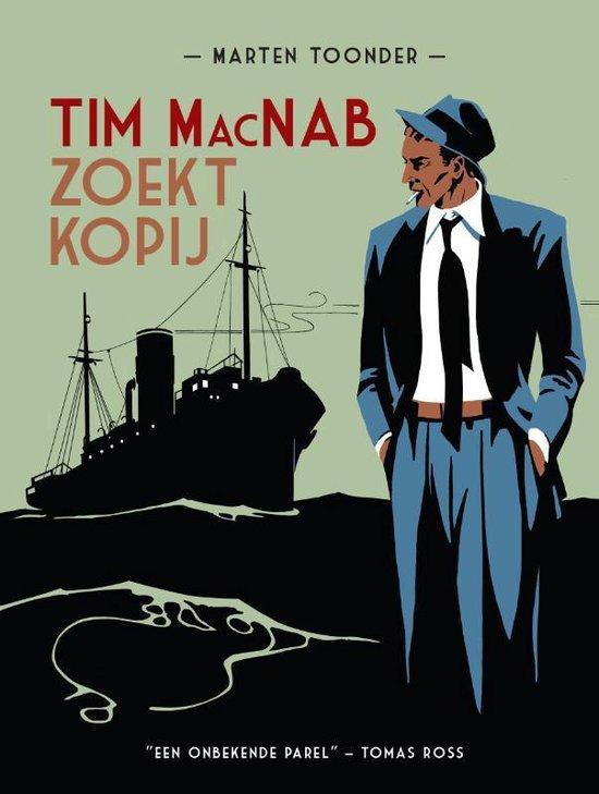 Tim MacNab zoekt kopij - Marten Toonder |