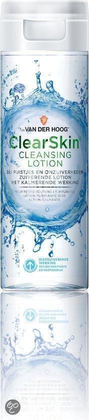 Dr. van der Hoog - ClearSkin® cleansing lotion