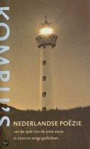 Gerrit Komrij's Nederlandse Poezie Van De 19De T/M De 21Ste Eeuw In 2000 En Enige Gedichten