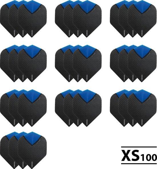 Afbeelding van het spel 10 Sets (30 stuks) XS100 Skylight flights Multipack - Aqua