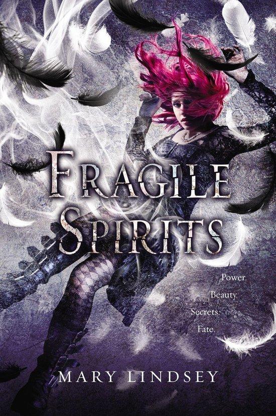 Omslag van Fragile Spirits