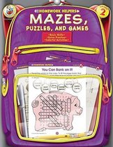 Mazes, Puzzles, and Games, Homework Helpers, Grade 2