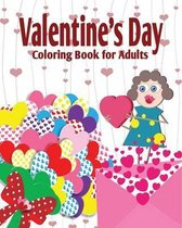 Valentines Day Coloring Book For Adults