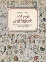Boek cover Grote kruidenboek van Schultes