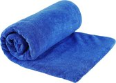 Sea to Summit Tek Towel Reishanddoek - L - 60x120cm - Cobalt
