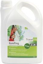 Travellife Kemping Toiletvloeistof Green - 2L