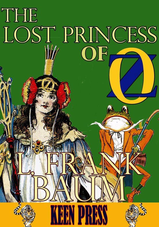 THE LOST PRINCESS OF OZ: Timeless Children Novel