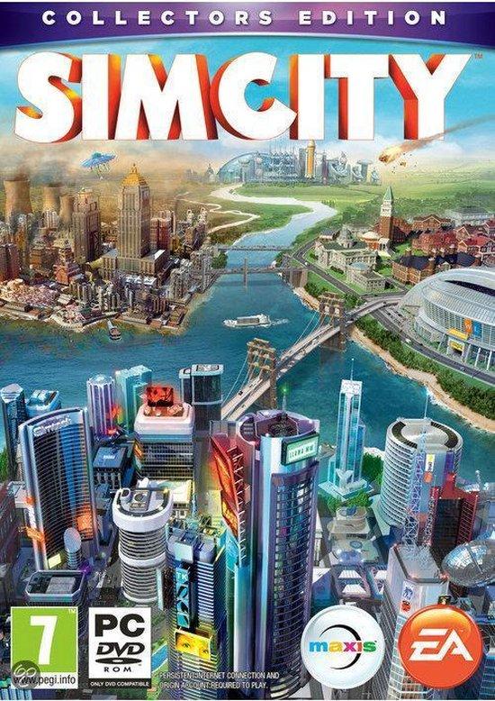 Simcity - London Collectors Edition