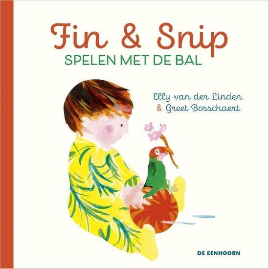 Fin & Snip - Spelen met de bal - Elly van der Linden | Readingchampions.org.uk