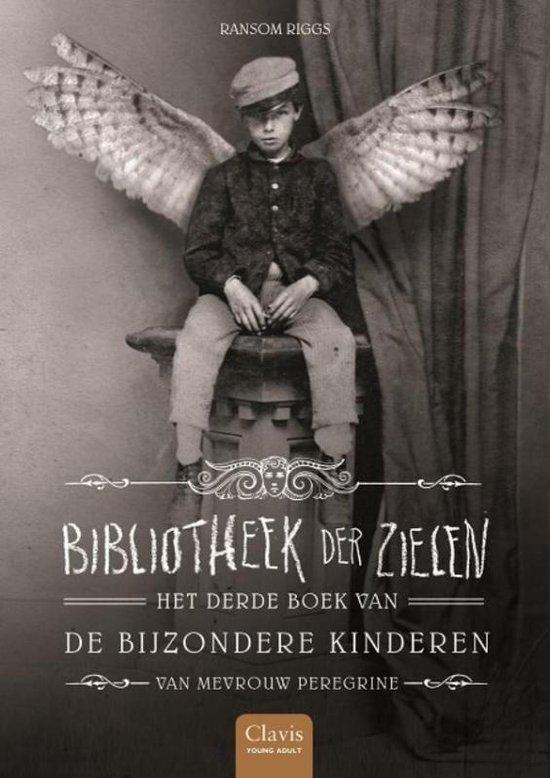 Omslag van De bijzondere kinderen van mevrouw Peregrine 3 -   Bibliotheek der zielen