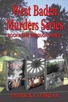 West Baden Murders Series Books One Through Three