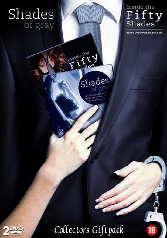 Speelfilm - Shades Of Gray/Inside The Fifty Shades