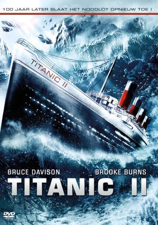 Cover van de film 'Titanic 2'
