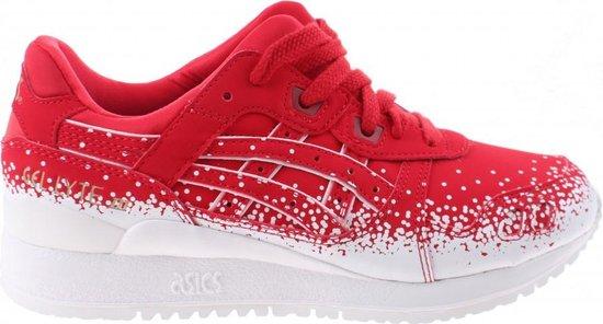   Asics Sneakers Gel Lyte Iii X mas Dames Rood Maat 42