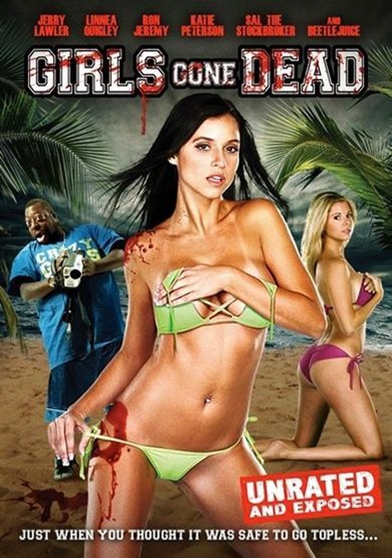 Cover van de film 'Girls Gone Dead'