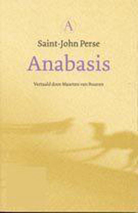 Anabasis - Saint-John Perse |