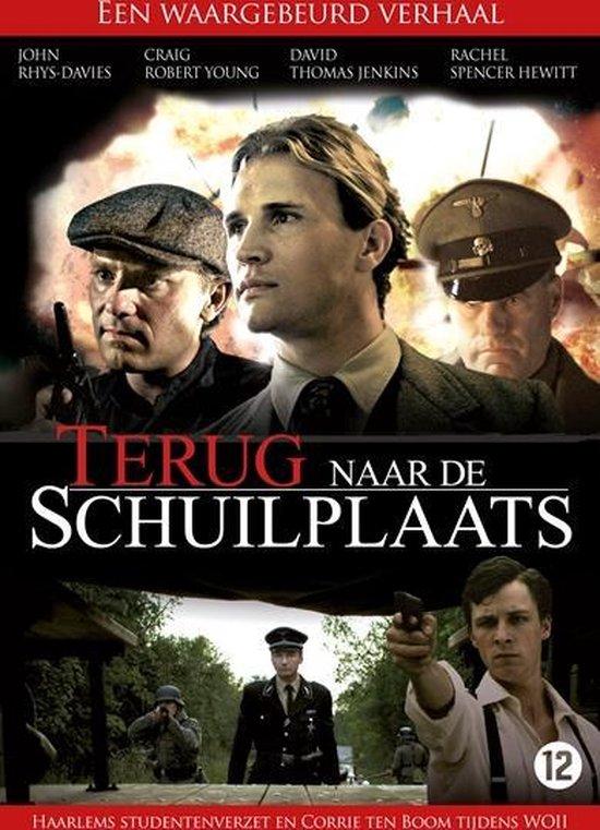 Cover van de film 'Terug Naar De Schuilplaats'
